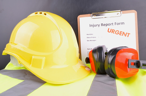 3 Types of Work Injuries